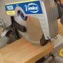 VIRUTEX Scie onglet à table 1500W Ø 300 - TM33W Bois - 3300400 P