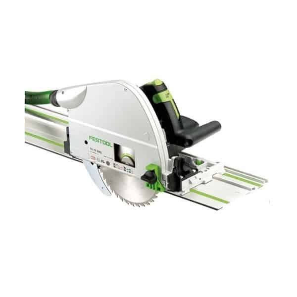 PACK - FESTOOL TS75 EBQ-Plus-FS scie circulaire plongeante 1600 W + rail