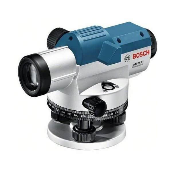 BOSCH Niveau optique grossissement 26x - GOL26G - 0601068001