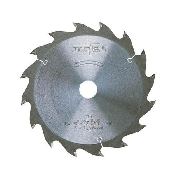 MAFELL Lame de scie circulaire bois carbure  Ø 160 mm - 092539
