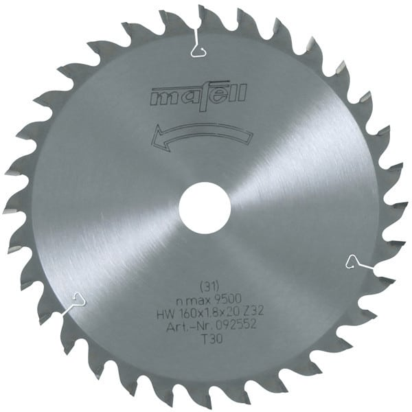 MAFELL Lame de scie universelle carbure Ø 160 mm - 092552