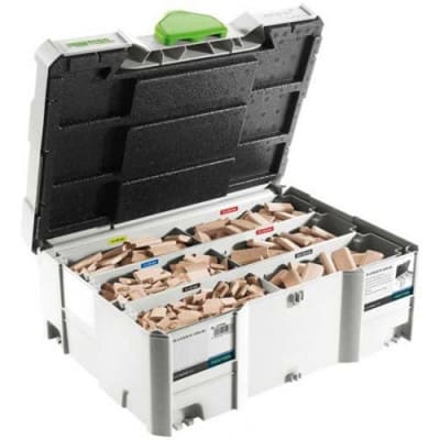 FESTOOL Assortiment DOMINO hêtre - 498899