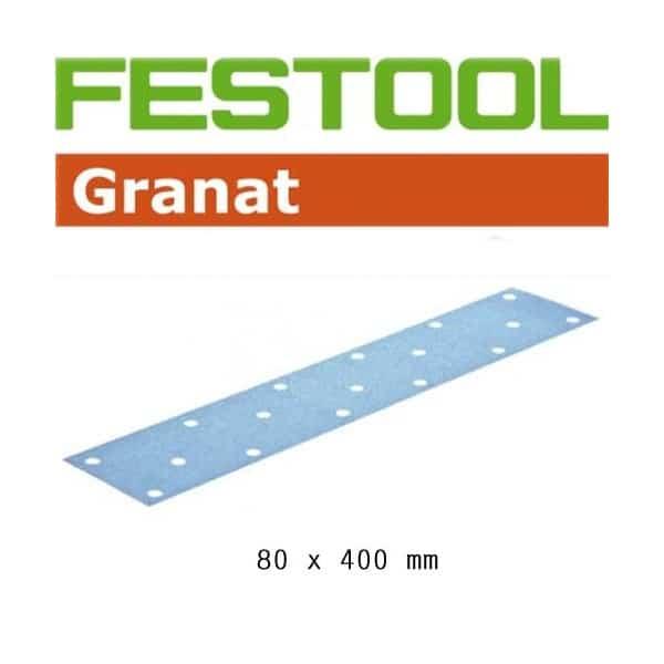 FESTOOL Lot de 50 abrasifs STF P120 TI2 - 493178