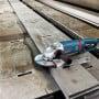 BOSCH Meuleuse 230mm 2400W - GWS24-230JVX coffret 0601864Z04