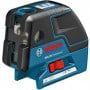 BOSCH Laser 5 points 2 lignes 30m - GCL25 - 0601066B00