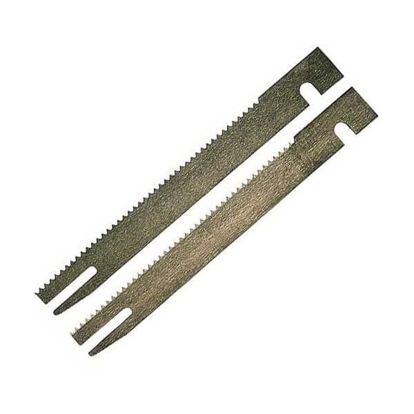 BOSCH 2 Lames pour scie mousse GSG 300 - 70 à 300 mm