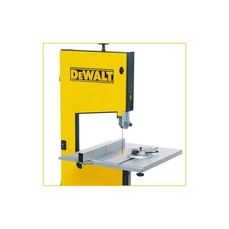 dewalt scie ruban 200 mm 1000 w dw876 scie ruban. Black Bedroom Furniture Sets. Home Design Ideas