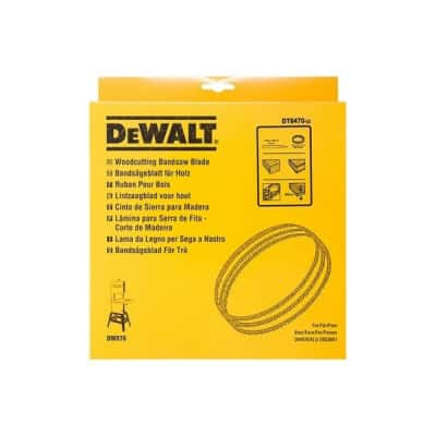 DEWALT Lame pour scies à ruban DW876