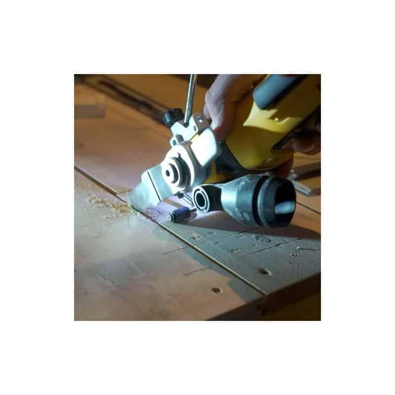 Dewalt outil oscillant multi cutter 300w dwe315kt for Comparatif outil multifonction oscillant