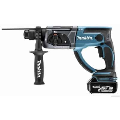 MAKITA perfo burineur Sds-plus 18V 3Ah - DHR202RFJ