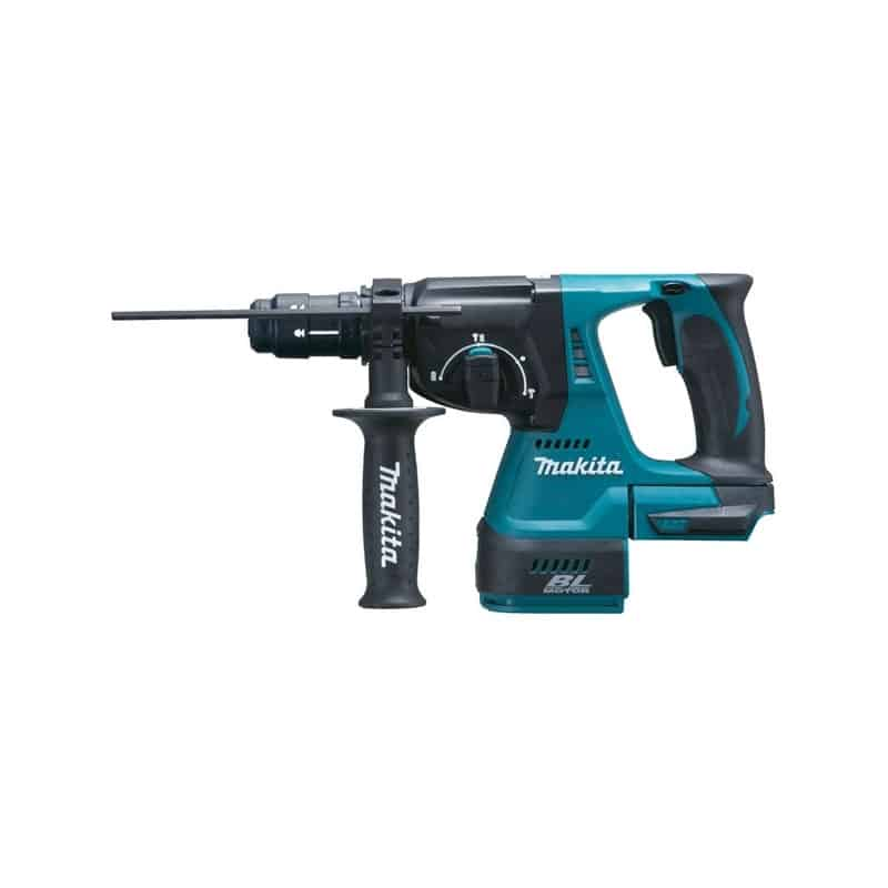 Makita perforateur burineur sds plus 18v dhr243zj solo perfo burineur sds plus sans fil - Perforateur makita sans fil ...