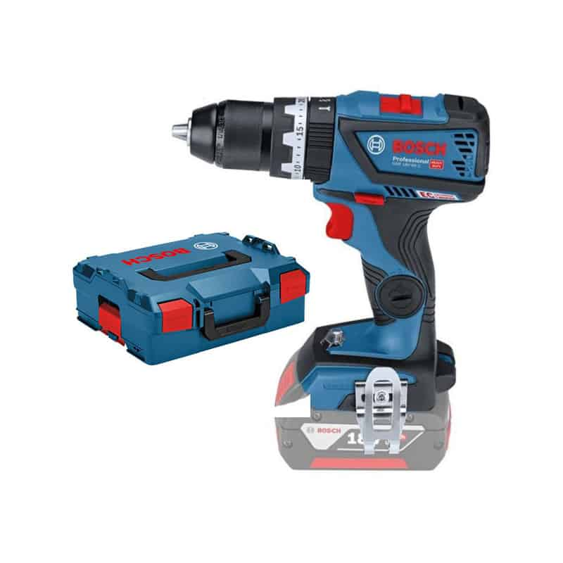 BOSCH Perceuse visseuse percussion 18V solo GSB18V-60CZ - 06019G2103. BOSCH Perceuse visseuse percussion 18V solo GSB18V-60CZ - 06019G2103