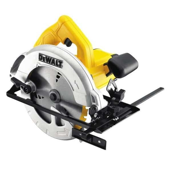 DEWALT Scie circulaire 185 mm 1350W coffret DWE560K