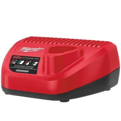 MILWAUKEE Chargeur 12V Li-ion - C12 C - 4932352000