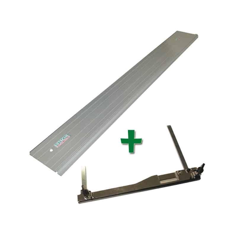 hitachi hikoki rail de guidage et adaptateur pour scie circulaire railadapt rail de. Black Bedroom Furniture Sets. Home Design Ideas