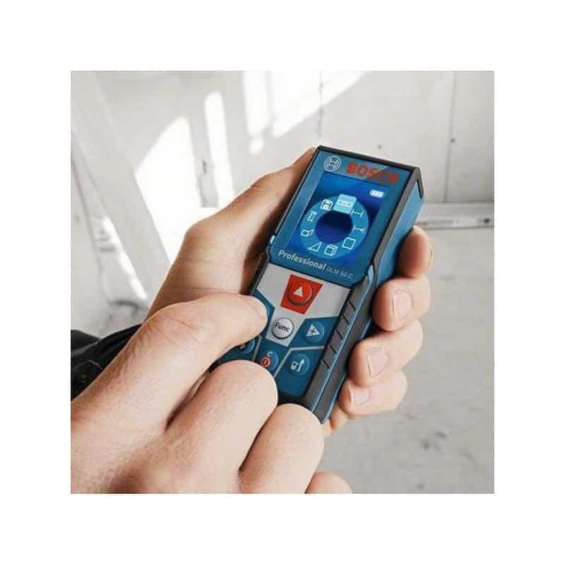 bosch t l m tre laser 50 m glm50 c 0601072c00 t l m tre laser. Black Bedroom Furniture Sets. Home Design Ideas