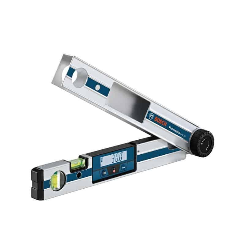 Bosch mesureur d'angles électronique gam220 - 0601076500