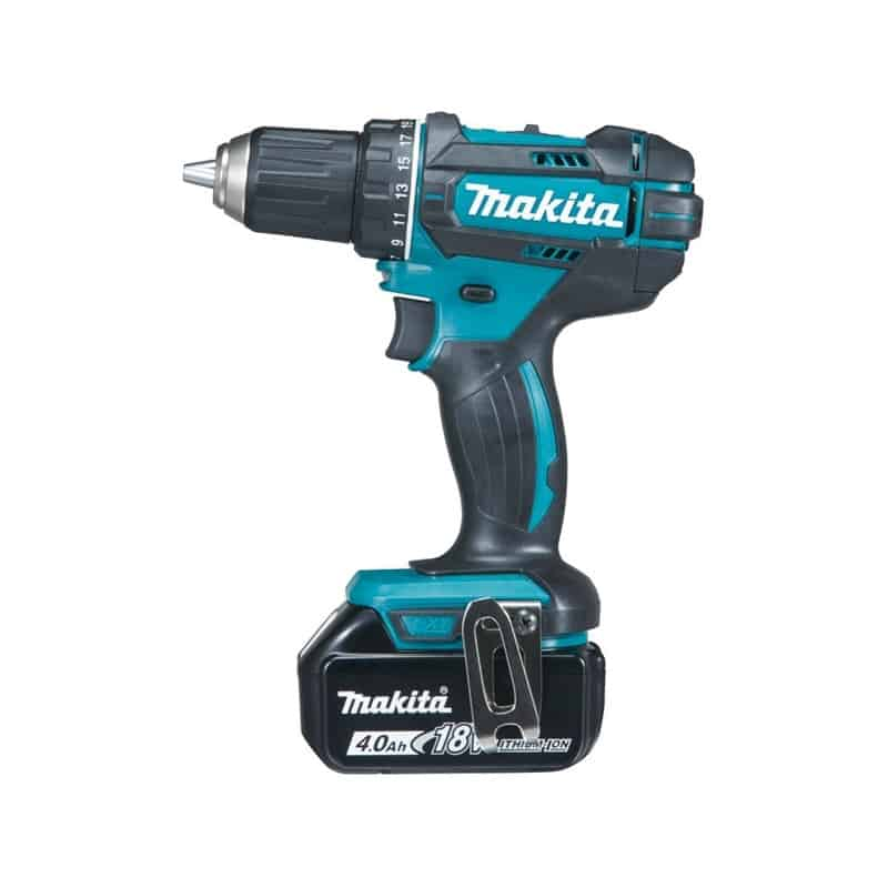 makita perceuse visseuse 18v 4ah ddf482rmj perceuse. Black Bedroom Furniture Sets. Home Design Ideas