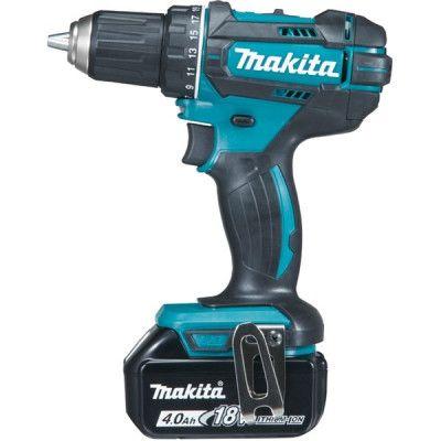 Makita coffret makpac 66 accessoires 1 4 b 43044 - Visseuse 18v 4ah ...