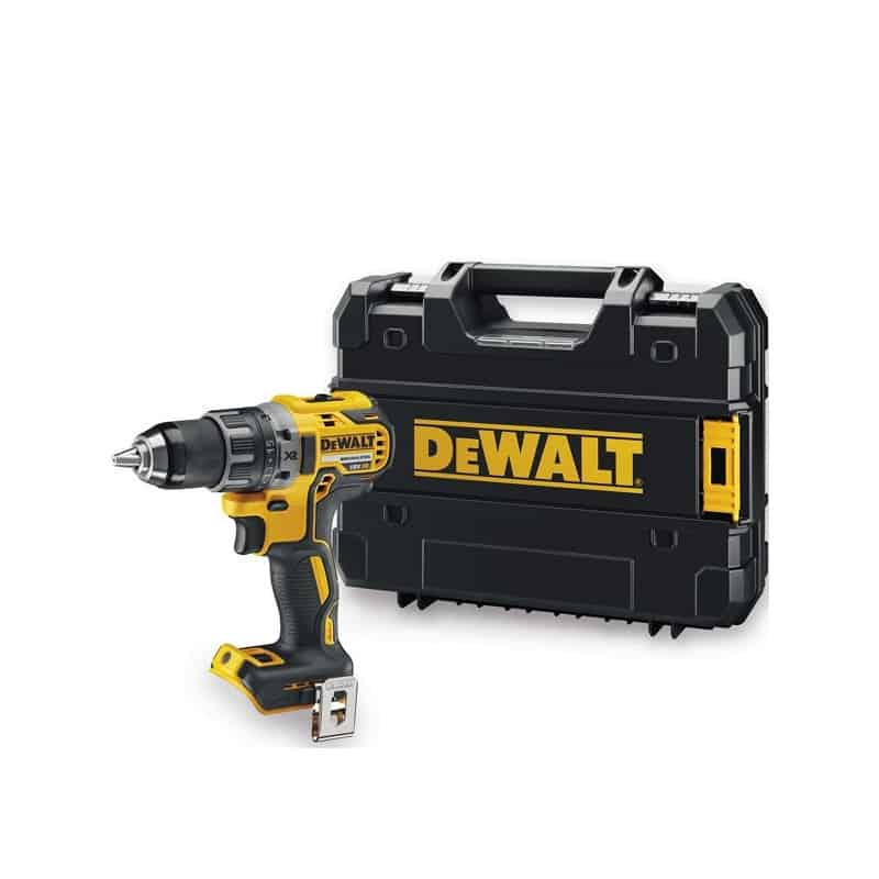 dewalt perceuse visseuse li ion 18v xr dcd791nt solo perceuse visseuse sans fil. Black Bedroom Furniture Sets. Home Design Ideas