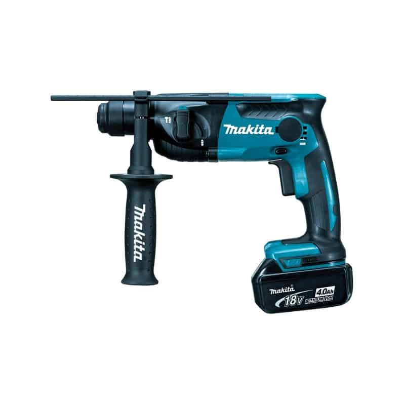 makita perforateur sds plus 18v 4ah dhr165rmj perforateur sds plus sans fil. Black Bedroom Furniture Sets. Home Design Ideas