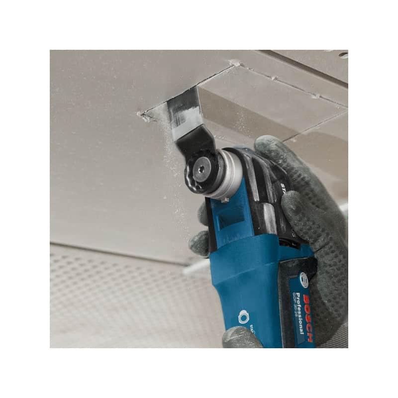 Outil rotatif multifonction GOP 30-28 Bosch 0601237000 L-BOXX Noir//Bleu//Blanc ACC