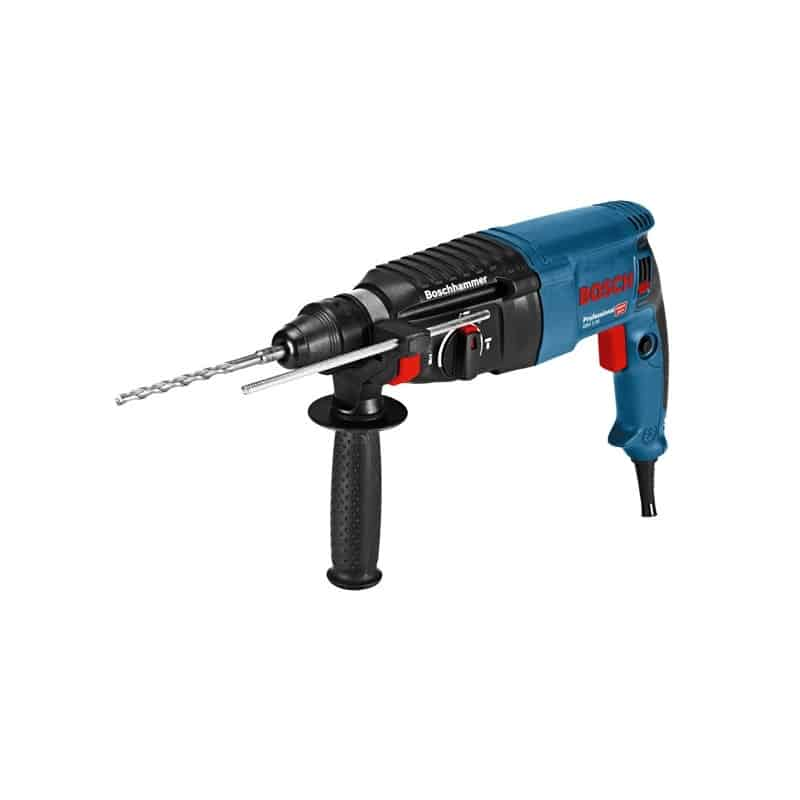 Bosch perforateur burineur 830w sds plus gbh2-26 - 06112a3000