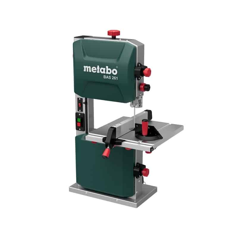 metabo scie ruban 103mm 400w bas261 precision. Black Bedroom Furniture Sets. Home Design Ideas