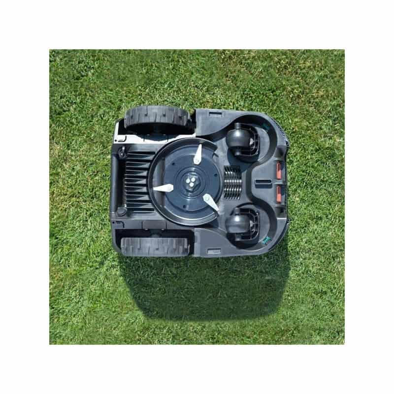 bosch tondeuse robot 18v 2 5ah indego 350 06008b0000. Black Bedroom Furniture Sets. Home Design Ideas