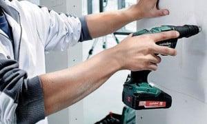 Visseuse Placo Sans Fil : visseuse plaque de plâtre sur batterie