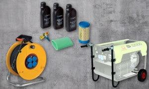 Accessoires pour groupe électrogène | Guedo Outillage