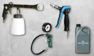 Accessoires pour compresseur à air - Matériel & outils en kit