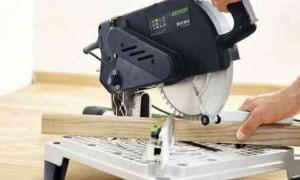 Scie à onglet professionnelle : circulaire, électrique, sur table...