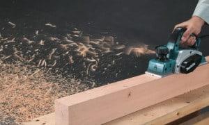 Raboteuse dégauchisseuse & Raboteuse électrique pour le bois