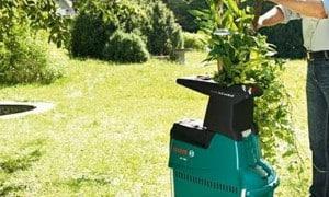Broyeurs de végétaux pour jardins | Guedo Outillage