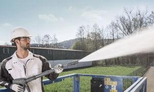 Nettoyeur haute pression et Karcher professionnel : eau chaude & froide