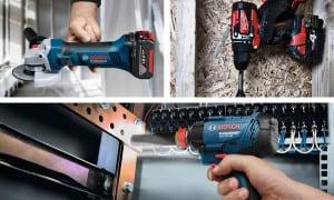 Pack 3 outils électroportatifs | Guedo Outillage