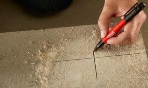 Tracer et marquer les mesures - Accessoires d'outillage à mains