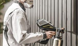 Systèmes de pulvérisation : Turbines, Pompes à membranes...