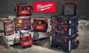 Milwaukee - Système de rangement et de transport PACKOUT