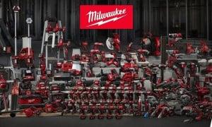 Plateforme d'outils 18V Milwaukee   Guedo Outillage