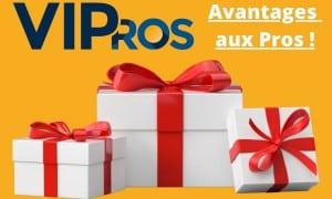 Opération ViPros - Cumulez des points et recevez des cadeaux