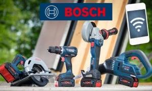 Outils connectés et connectables de Bosch   Guedo Outillage