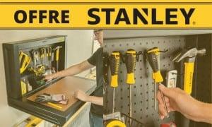 STANLEY   Offre de remboursement - Jusqu'à 100€   Guedo Outillage