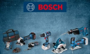 Plateforme 18V Bosch Click & Go