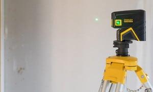Laser multipoint & multiligne professionnel à faisceau vert & rouge