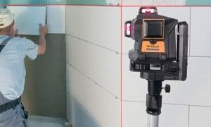 Niveau Laser professionnel : croix, plan, automatique, à ligne...