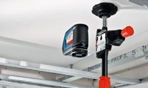 Trépied de laser & cellule de réception - Pour instrument de mesure