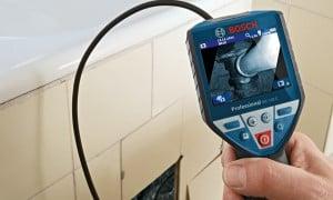 Caméra d'inspection professionnelle & Caméra endoscopique